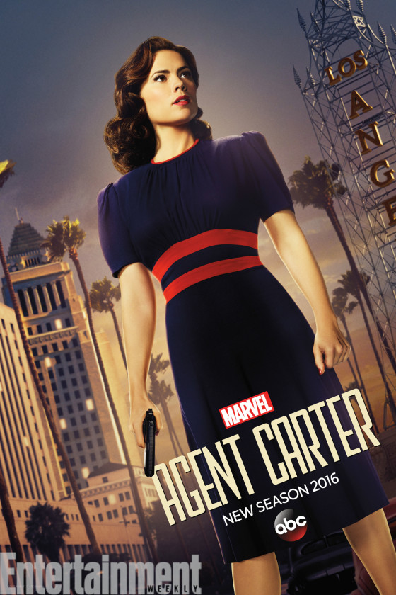Agent Carter season 2.