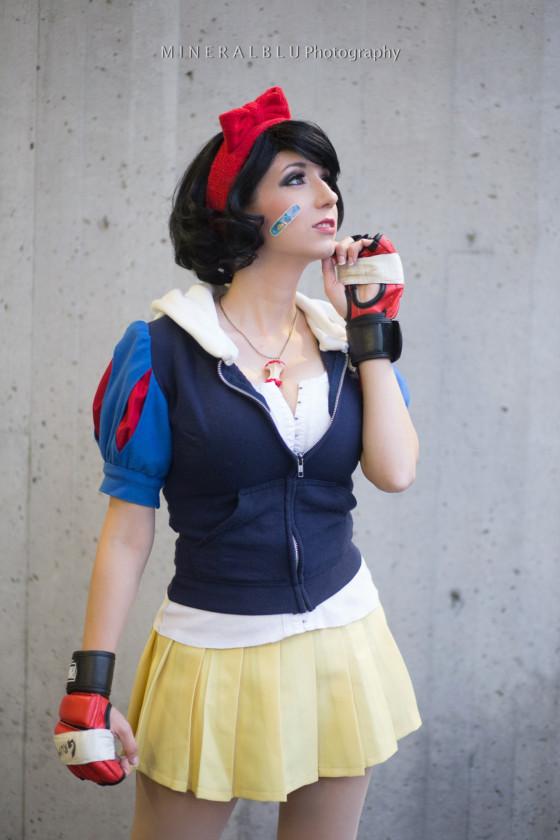 Snow White x Sakura