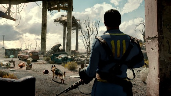 'Fallout 4′ Live-Action Trailer: Welcome Home!