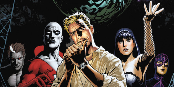 Justice League Dark.