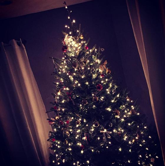 Ye Old Christmas Tree
