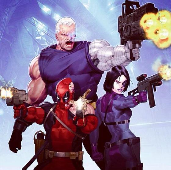 Deadpool and 2