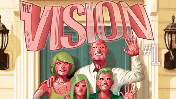 The Vision #1.