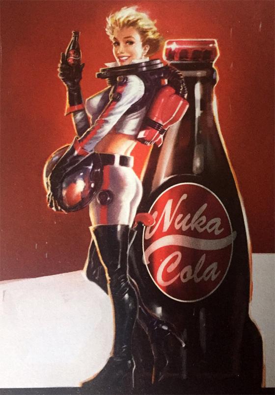 nuka cola!