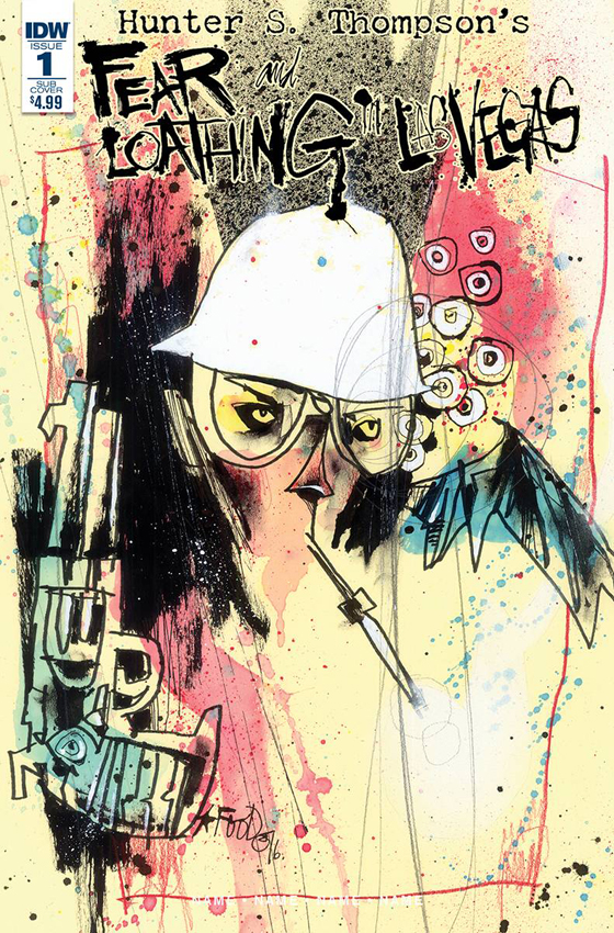 Fear and Loathing In Las Vegas #1.