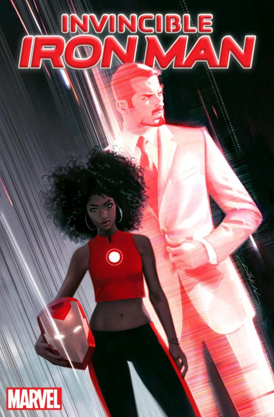 Riri Williams.