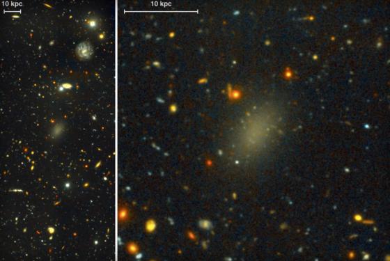 dark matter galaxy
