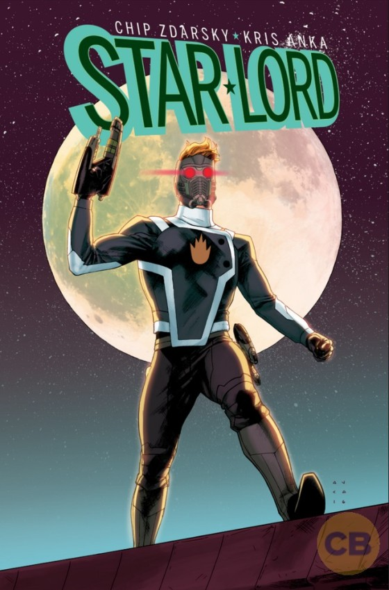 Revealed: Star-Lord's new look for his Marvel NOW! comic ...