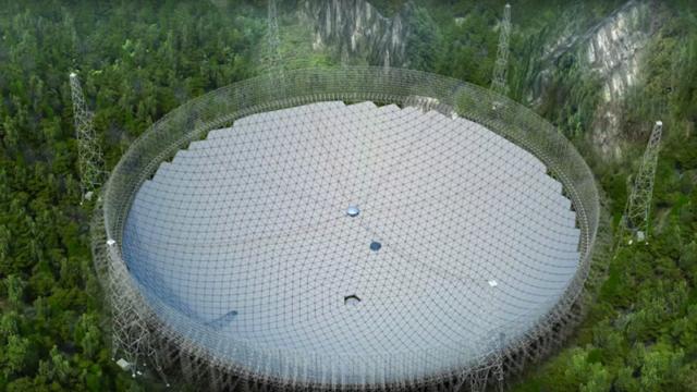 china alien hunting telescope