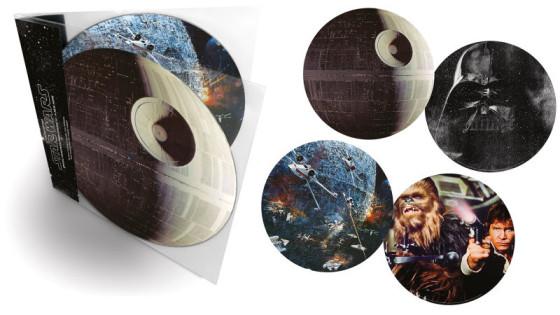 star wars vinyl!