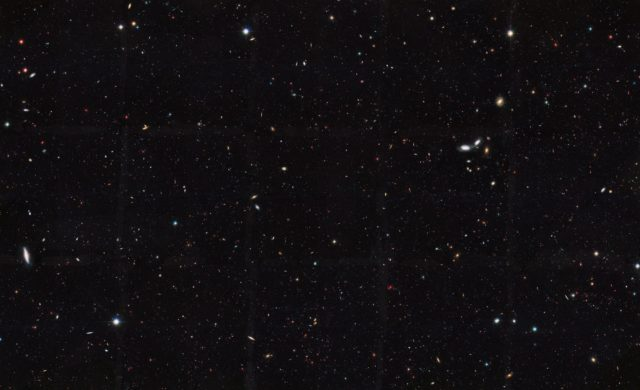 galaxies universe
