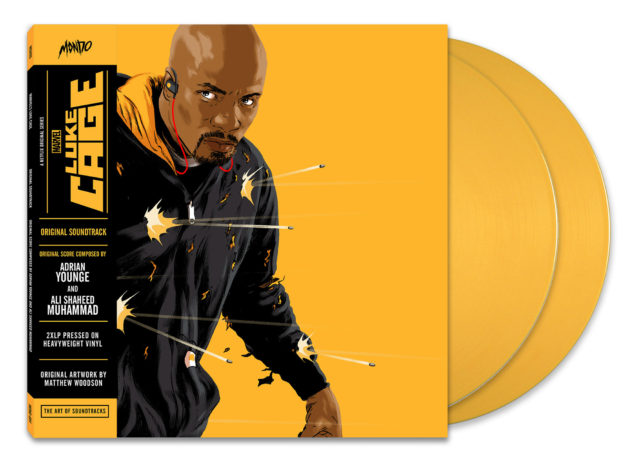 luke cage soundtrack vinyl
