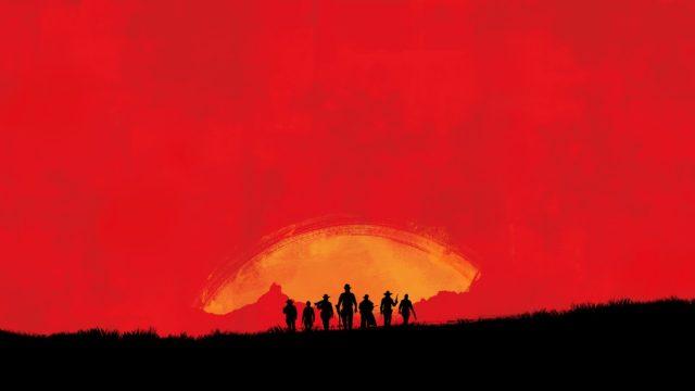 red dead redemption 2 teaser
