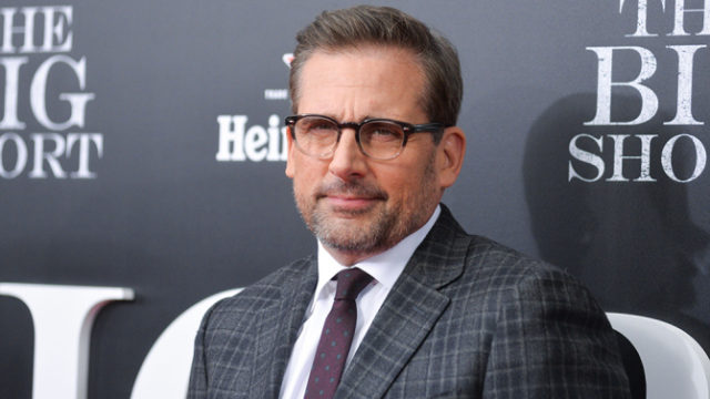 Steve Carell minecraft: the movie