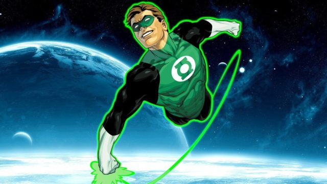 justice league movie green lantern