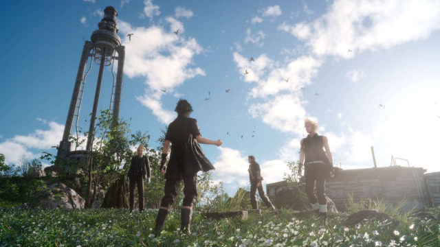 final fantasy xv new game plus