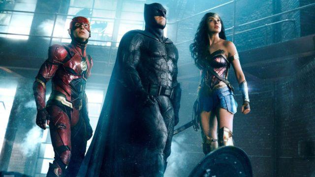 wonder woman batman flash justice league photo