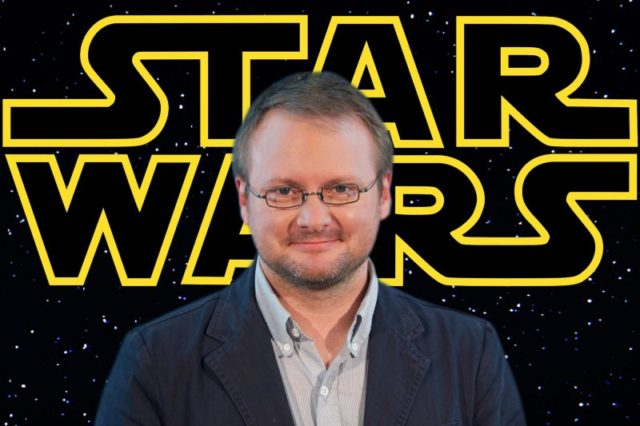 episode viii rian johnson funny a ride