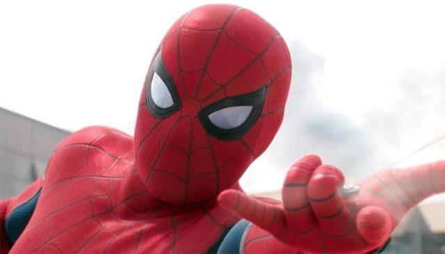 avengers infinity war spider-man gamora