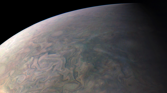 juno jupiter little red spot