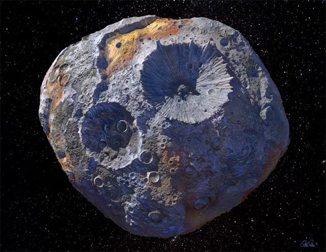 nasa jupiter spacecraft 2020s asteroid