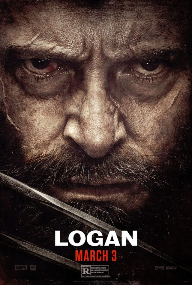 new logan poster hugh jackman