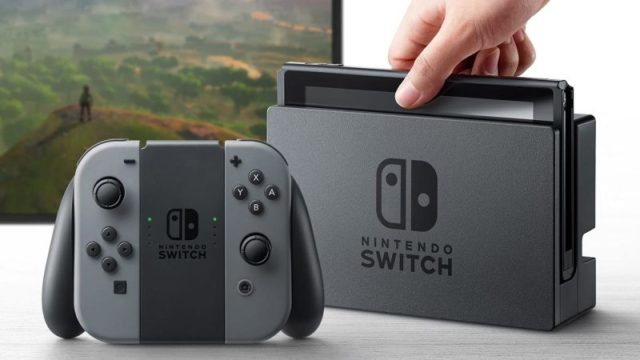 nintendo switch release date march 3