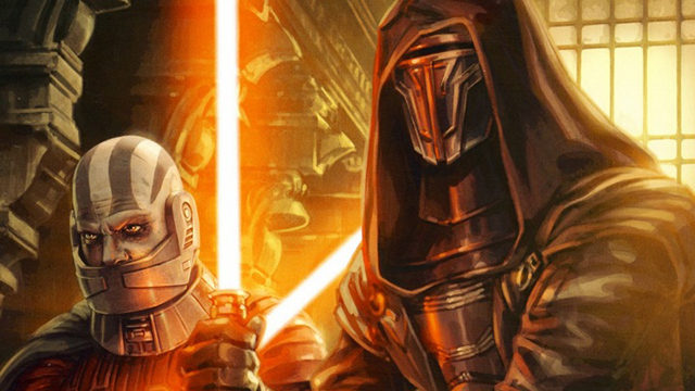 star wars rebels knights of the old republic canon