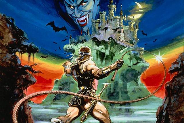 castlevania animated series netflix