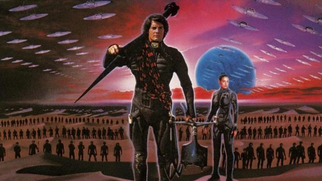 dune adaptation arrival director denis villeneuve