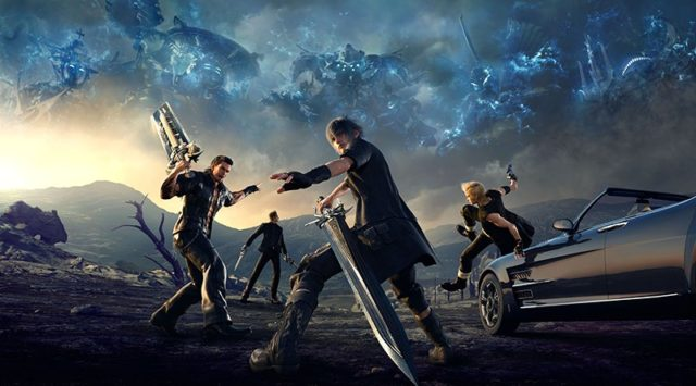 final fantasy 15 update chapter 13