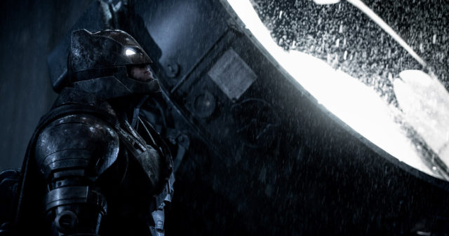 official matt reeves directing the batman