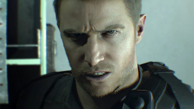 resident evil 7 dlc chris redfield