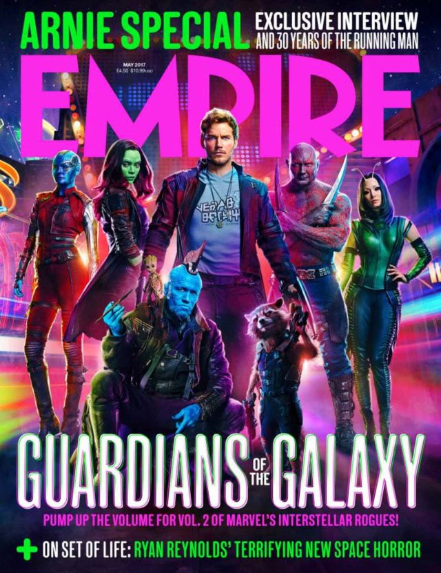 empire guardians of the galaxy 2 cover