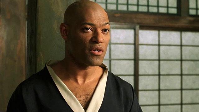 new matrix movie morpheus prequel michael b jordan