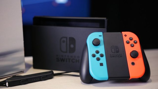 nintendo switch two day sales record
