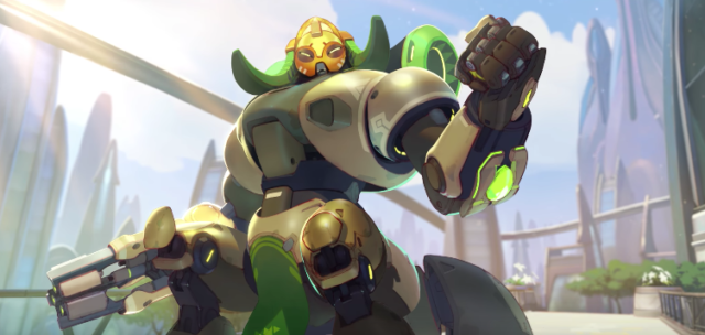 overwatch new hero orisa