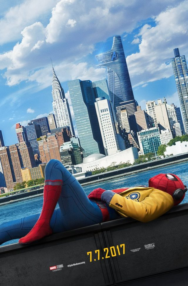 spider-man homecoming avengers tower