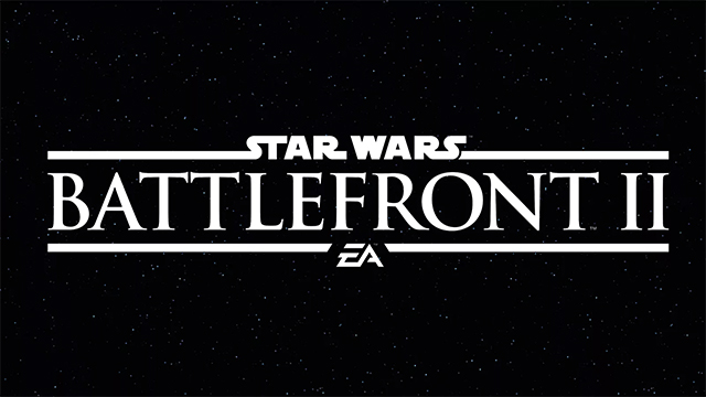star wars batlefront 2 officially annnounced