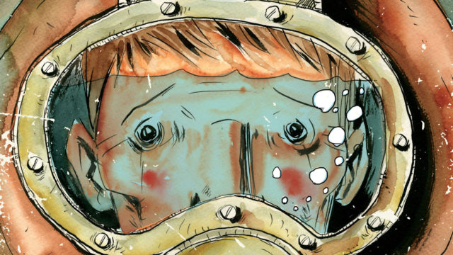 ryan gosling jeff lemire the underwater welder