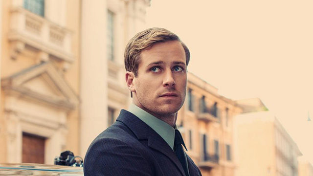 Armie Hammer joining Alicia Vikander for director Ben Wheatley's 'Freakshift'