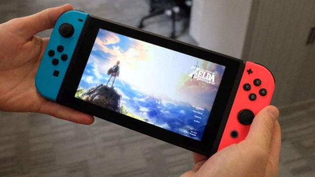 nintendo 2.7 million switches sold