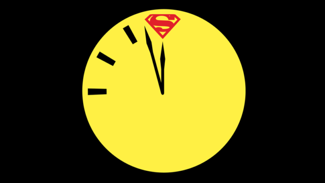 doomsday clock superman dr manhattan