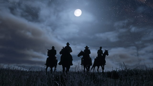 red dead redemption 2 delayed 2018