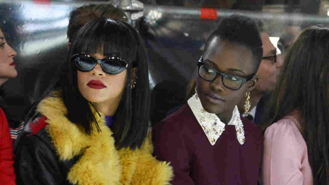 rihanna lupita nyong'o buddy movie