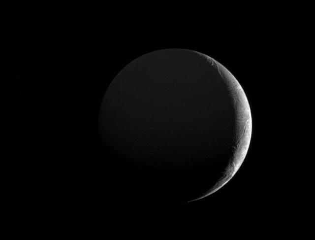 saturn enceladus space image