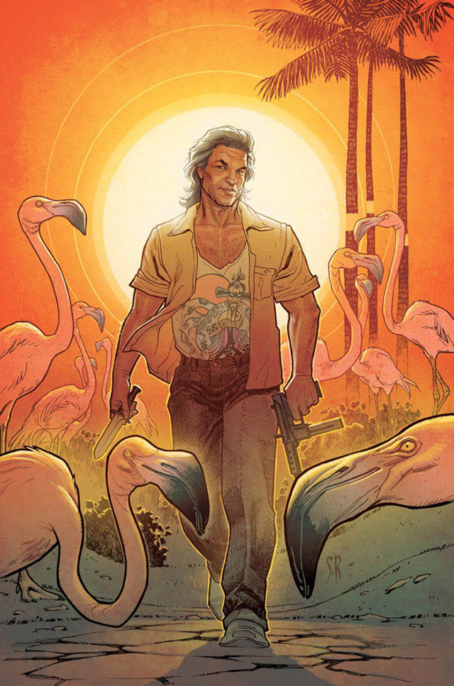 john carpenter big trouble in little china sequel comic