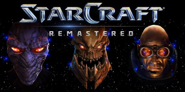 starcraft remastered august 14