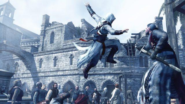 'Assassin's Creed' anime coming courtesy of 'Castlevania' producer Adi Shankar