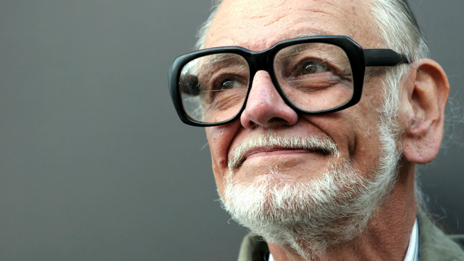Image result for george romero
